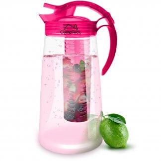 CampDeck Kanne 2 Liter, BPA-freier Tritan Kunststoff