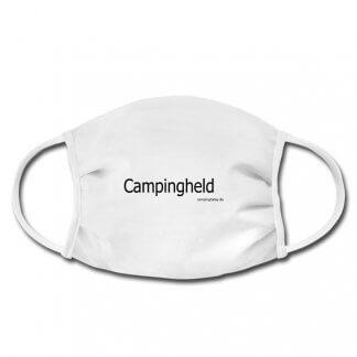 """Gesichtsmaske """"Campingheld"""", Nase-Mund-Schutz"""
