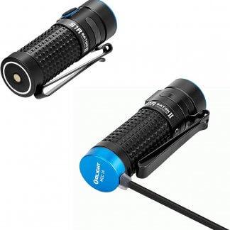 Olight S1R Baton II Mini — wiederaufladbare Taschenlampe