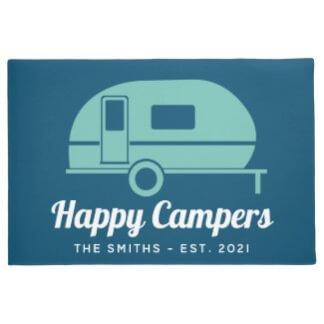 "Türmatte ""Happy Campers"""